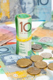 Australian Dollar banknotes Stock Photography