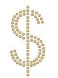 Australian dollars Stock Image