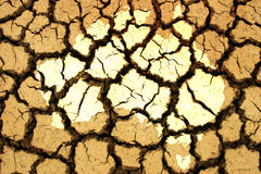 Australian drought Stock Image