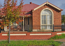Australian family house. Stock Photos