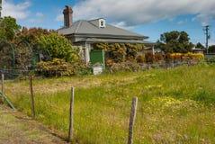 An Australian Farm Cottage Royalty Free Stock Photo