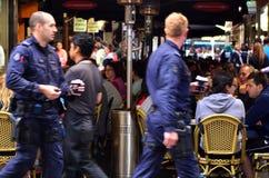 Australian Federal Police Royalty Free Stock Photo
