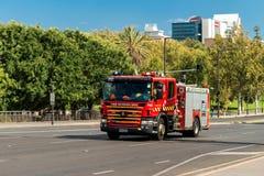Australian Fire Truck Stock Image