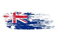 Free Australian Flag Royalty Free Stock Photo - 11166745