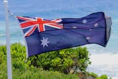 Free Australian Flag Stock Photo - 23649620