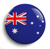 Australian flag Royalty Free Stock Photos