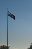 Australian flag Royalty Free Stock Photo