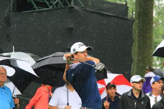 Australian golfer Adam Scott Royalty Free Stock Photo