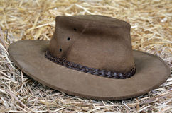 Australian hat royalty free stock images