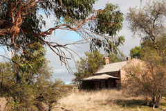 Australian Heritage Cottage Stock Photography