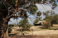 Australian Heritage Cottage Royalty Free Stock Images