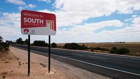 Australian Highway Stock Images