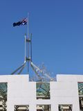 The australian house of parliamant Royalty Free Stock Photography