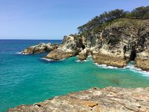 Australian Island Seascape Royalty Free Stock Photo