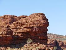 The Australian Kings Canyon Stock Photo