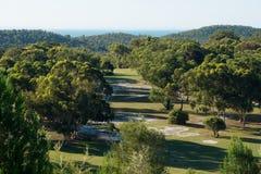 Australian landscape Royalty Free Stock Image