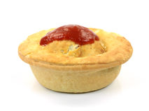 Australian Meat Pie Stock Photos