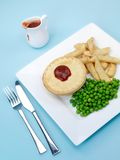 Australian Meat Pie Royalty Free Stock Images