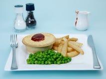 Australian Meat Pie Stock Image