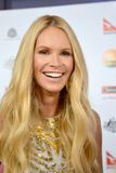 Australian Model Actress Elle Macpherson on the red carpet Stock Photo