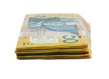 Australian money Stock Image