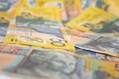 Australian money Stock Photography