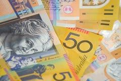 Australian money Stock Image