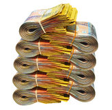 Australian Money royalty free stock photos