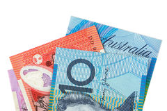 Australian Money Royalty Free Stock Image