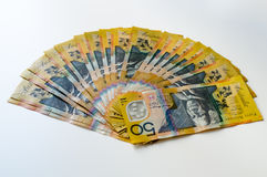 Australian Money - Aussie currency Royalty Free Stock Image