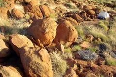 Australian mountain - detail Royalty Free Stock Image