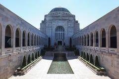 Australian national war memorial in Canberra Royalty Free Stock Image