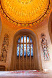 Australian national war memorial in Canberra Royalty Free Stock Images
