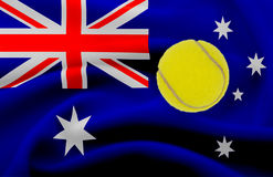 Australian Open Royalty Free Stock Photography