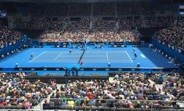Australian Open 2015 Royalty-vrije Stock Afbeeldingen