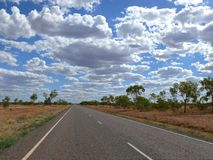 Australian outback. Stock Photo