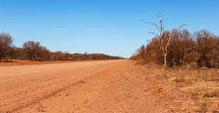 The Australian Outback Stock Photo