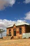 Australian outback - house stock photos