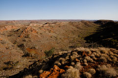 Australian Outback - Pilbara Royalty Free Stock Photography