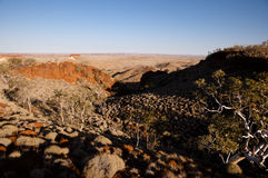 Australian Outback - Pilbara Stock Photo
