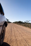 Australian outback road Royalty Free Stock Photography