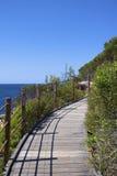 Australian Outback Trail Stock Photo