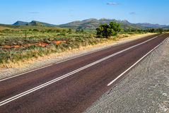 Australian outback Stock Photos