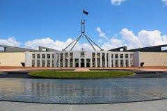 Australian Parliament Building, Canberra, Australian Capital Territory, Australia.  royalty free stock images
