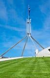 Australian Parliament house Stock Photography