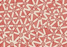 Australian pattern Royalty Free Stock Images