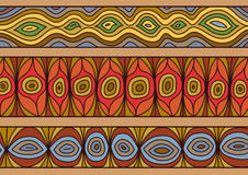 Australian pattern Stock Photo