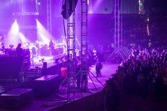 Australian Pink Floyd show Stock Photos