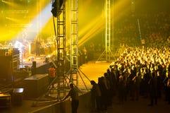 Australian Pink Floyd show Stock Photography