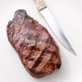 Australian Porterhouse. A close up shot of an Australian Porterhouse steak Stock Images